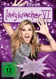 Ladykracher Vol.6, 2 DVDs