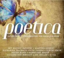 Poetica - Musik und Gedichte, CD