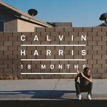 Calvin Harris: 18 Months, CD