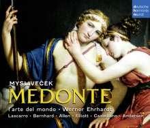 Josef Myslivecek (1737-1781): Medonte, 2 CDs