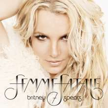 Britney Spears: Femme Fatale, CD