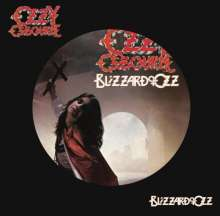 Ozzy Osbourne: Blizzard Of Ozz (remastered) (180g) (Limited Edition) (Picture Disc), LP