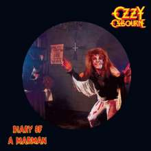 Ozzy Osbourne: Diary Of A Madman (remastered) (Picture Disc), LP