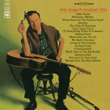 Pete Seeger: Pete Seeger's Greatest Hits, CD