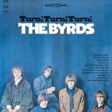 The Byrds: Turn! Turn! Turn! + 7, CD