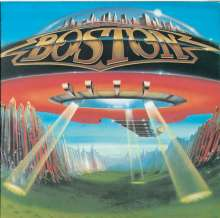 Boston: Don't Look Back, CD