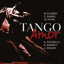 Tango Amor, CD