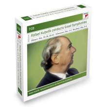 Rafael Kubelik conducts Great Symphonies, 7 CDs