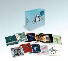 The Alan Parsons Project: The Complete Albums Collection, 11 CDs