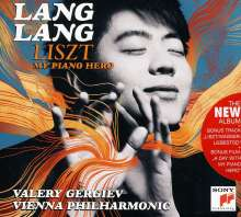Franz Liszt (1811-1886): Klavierkonzert Nr.1 (limitierte Deluxe-Edition mit DVD), CD