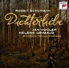 Robert Schumann (1810-1856): Dichterliebe op.48 (für Cello & Klavier), CD