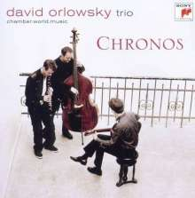 David Orlowsky Trio - Chronos, CD