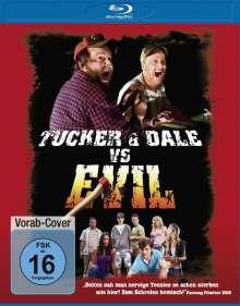 Tucker & Dale vs. Evil (Blu-ray), Blu-ray Disc