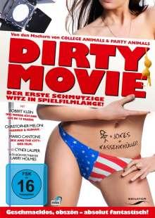 Dirty Movie (2010), DVD