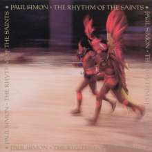 Paul Simon (geb. 1941): The Rhythm Of The Saints, CD