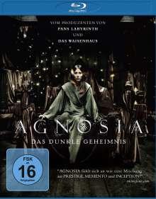 Agnosia (Blu-ray), Blu-ray Disc