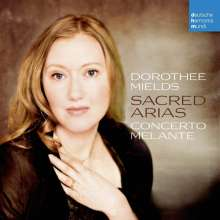 Dorothee Mields - Sacred Arias, CD