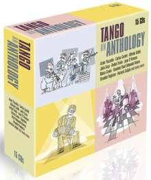 A Tango's Anthology, 15 CDs