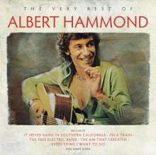 Albert Hammond: The Very Best Of Albert Hammond, CD