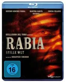 Rabia (Blu-ray), Blu-ray Disc
