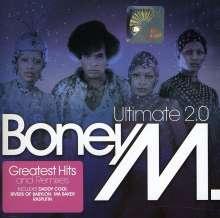 Boney M.: Ultimate 2.0 (Asian Version), 2 CDs
