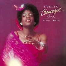 "Evelyn ""Champagne"" King: Music Box, CD"