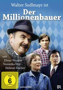 Der Millionenbauer, 3 DVDs