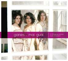 Ganes: Mai Guai (CD + Live-CD), 2 CDs