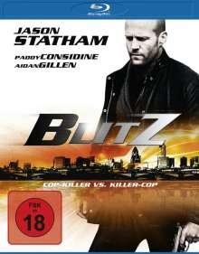 Blitz (Blu-ray), Blu-ray Disc