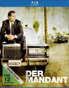 Der Mandant (Blu-ray), Blu-ray Disc