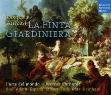 Pasquale Anfossi (1727-1797): La Finta giardiniera, 3 CDs