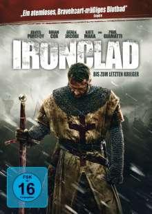 Ironclad, DVD