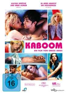 Kaboom, DVD