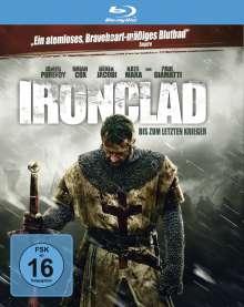 Ironclad (Blu-ray), Blu-ray Disc