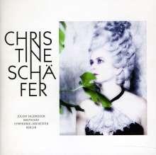 Christine Schäfer - Arias, CD