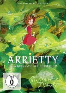 Arrietty - Die Wundersame Welt der Borger, DVD