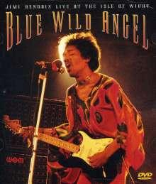 Jimi Hendrix: Blue Wild Angel: Live 1970, DVD