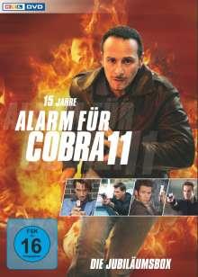 Alarm für Cobra 11 (Jubiläumsbox), 2 DVDs