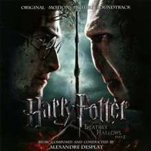Filmmusik: Harry Potter And The Deathly Hallows Part 2, CD