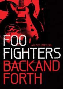 Foo Fighters: Back And Forth, DVD