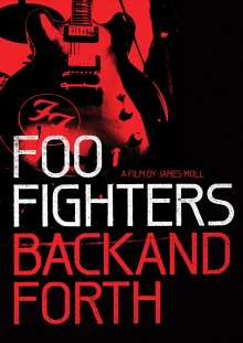 Foo Fighters: Back And Forth, Blu-ray Disc