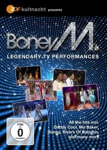 Boney M.: ZDF Kultnacht Presents: Boney M. - Legendary TV Shows, DVD