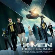 Filmmusik: X-Men: First Class, CD