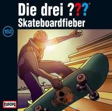 Die drei ??? (Folge 152) - Skateboardfieber, CD