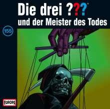 Die drei ??? (Folge 155) und der Meister des Todes, CD