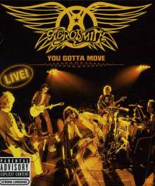 Aerosmith: You Gotta Move (DVD + CD), DVD