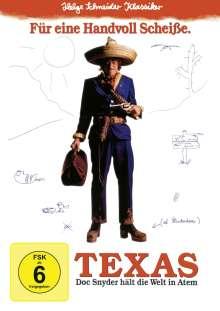 Texas - Doc Snyder hält die Welt in Atem, DVD