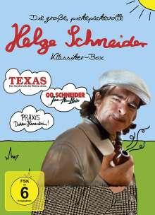 Helge Schneider Klassiker-Box, 3 DVDs