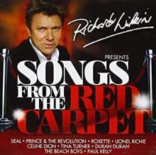 Filmmusik: Richard Wilkins Presents: Songs From The Red Carpet, 2 CDs