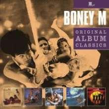 Boney M.: Original Album Classics, 5 CDs
